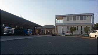 ふじ環境センター会社外観